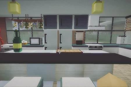 house minecraft kitchen design