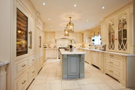 luxury kitchen remodel design idea