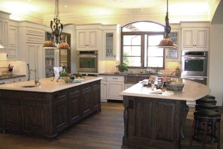 double island kitchen ideas