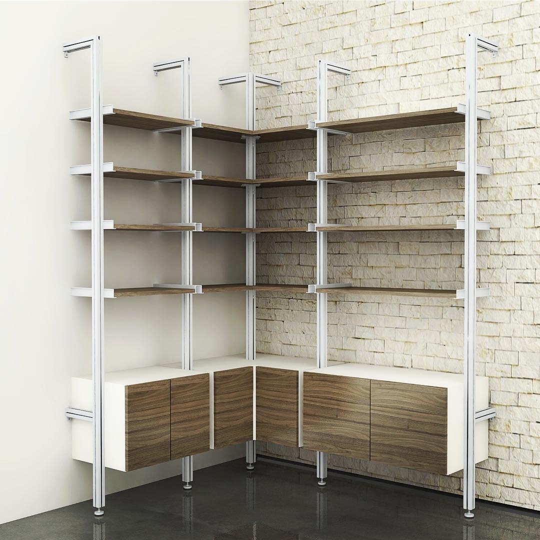 Fullsize Of Corner Wall Shelves