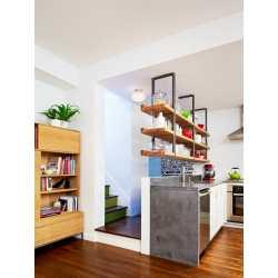 Small Crop Of Hanging Bookshelf Ideas