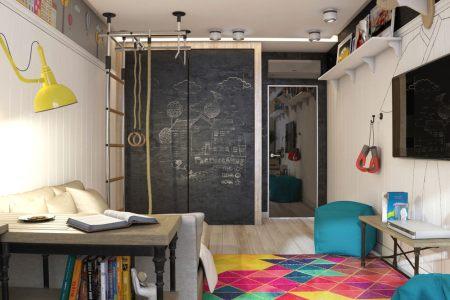teen boys study room ideas