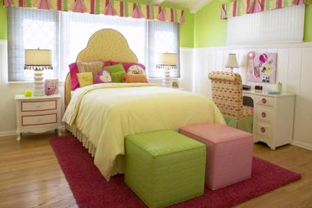 elegant teen girls bedroom designs