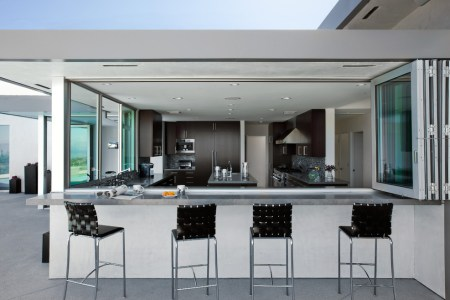 modern cover kitchen bar ideas