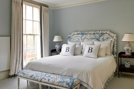 cool colored paint for bedroom walls