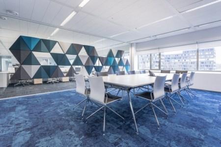 ultra modern conference room design