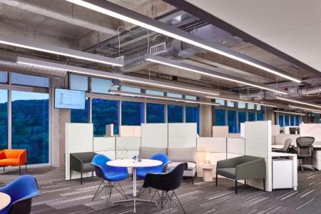 modern commercial interior design