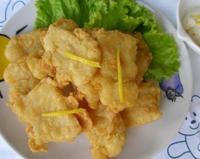 resep masakan ikan segar