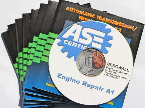 ASE Test Prep 10 DVD Set - 60% off