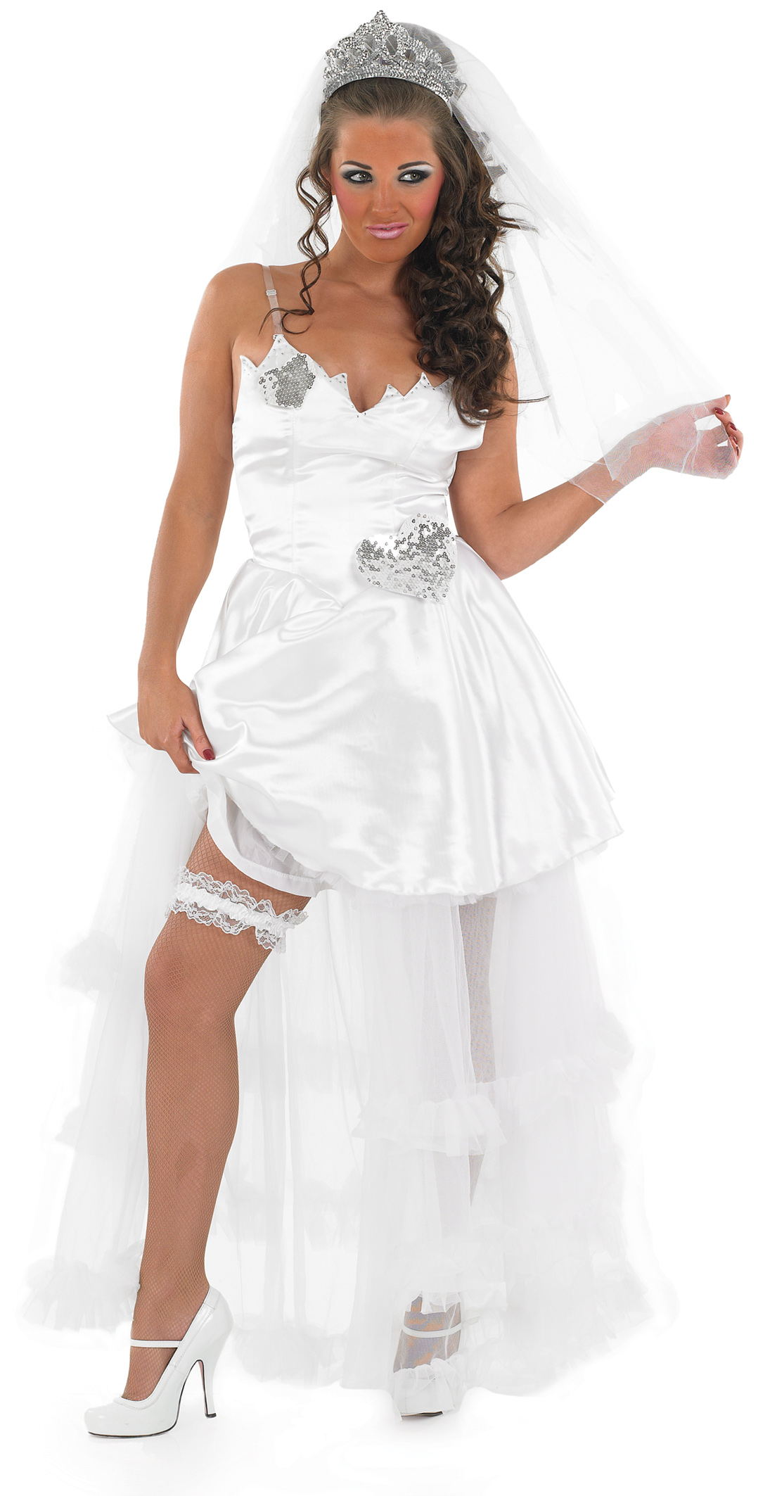 wedding dress halloween costume Thumbnail