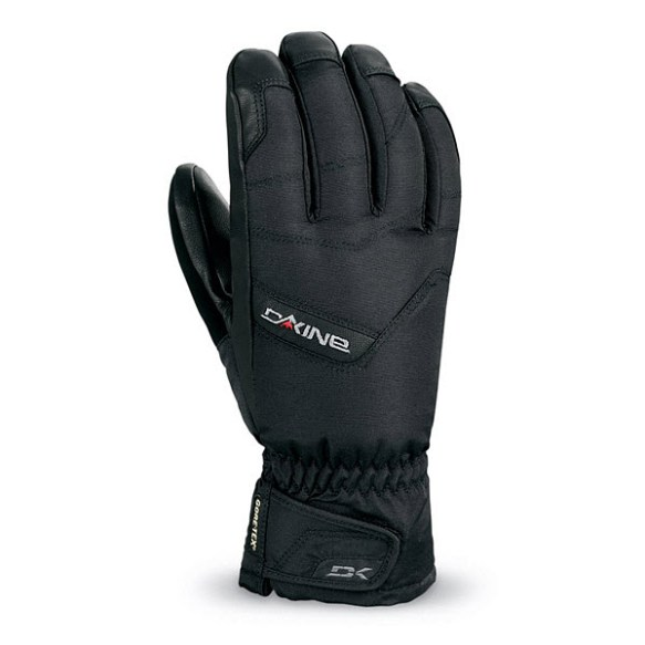 Dakine Legacy Short Snowboard Ski Gloves in Black Small 2010/11