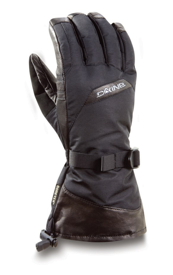 Dakine Rover Snowboard Ski Gloves 2011 in Black