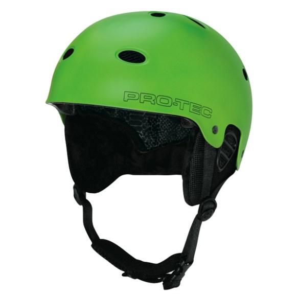 ProTec B2 Snowboard Helmet 2012 in Matte Green