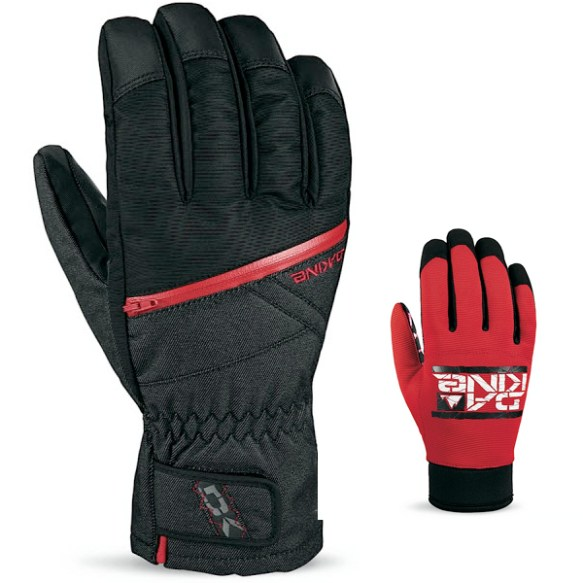 Dakine Element Snowboard Ski Glove 2012 in Denim