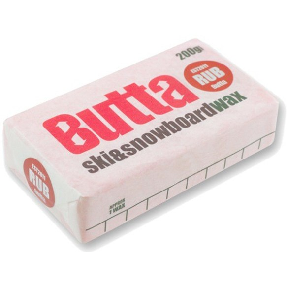 Butta Rub-on 200g Snowboard Ski All Temp Wax