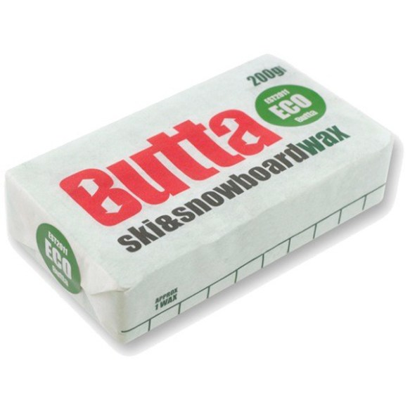 Butta Eco 200g Snowboard Ski All Temp Wax
