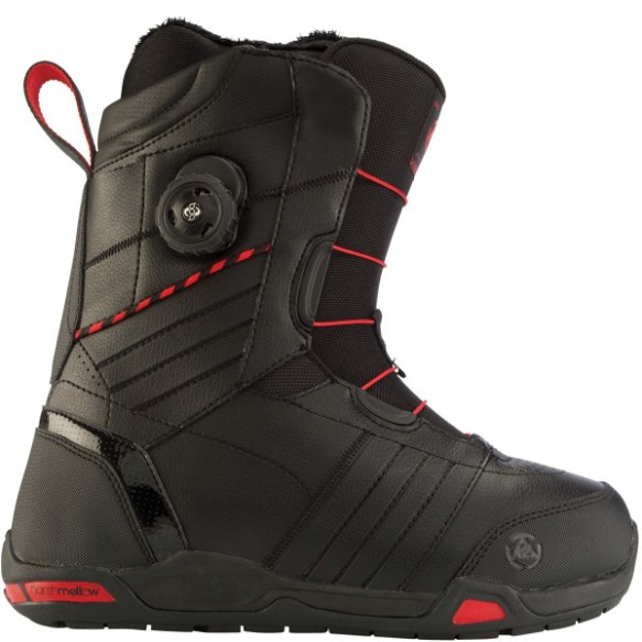 K2 New Mens Snowboard Boots New Black 2012 UK 8