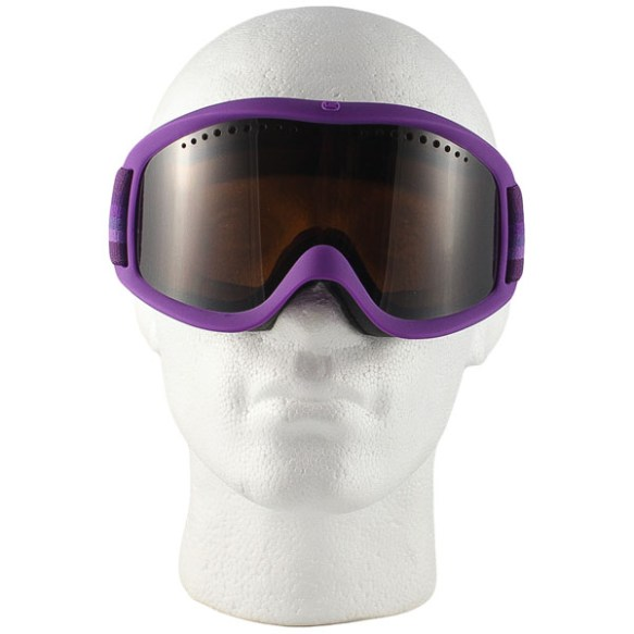 Vonzipper Sizzle snowboard ski goggles 2013 in Vurple Satin Bronze