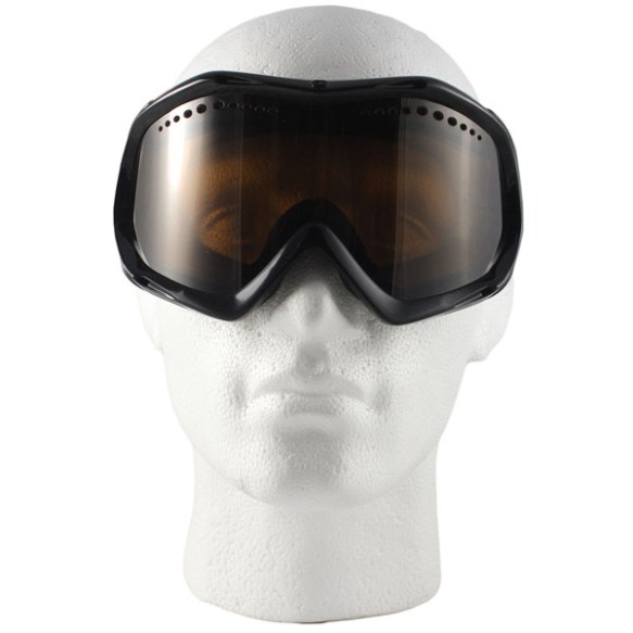 Vonzipper Bushwick snowboard ski goggles 2010 in Black Gloss with Bronze lens