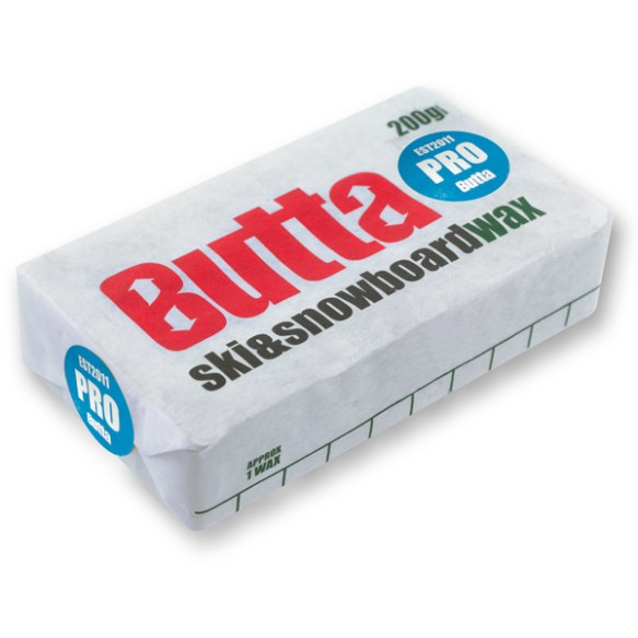 Butta Pro 200g All Temp Snowboard Ski Wax
