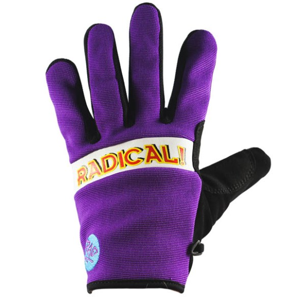 Radical The Generic snowboard Glove 2013 in Future Toon Meltdown Edition
