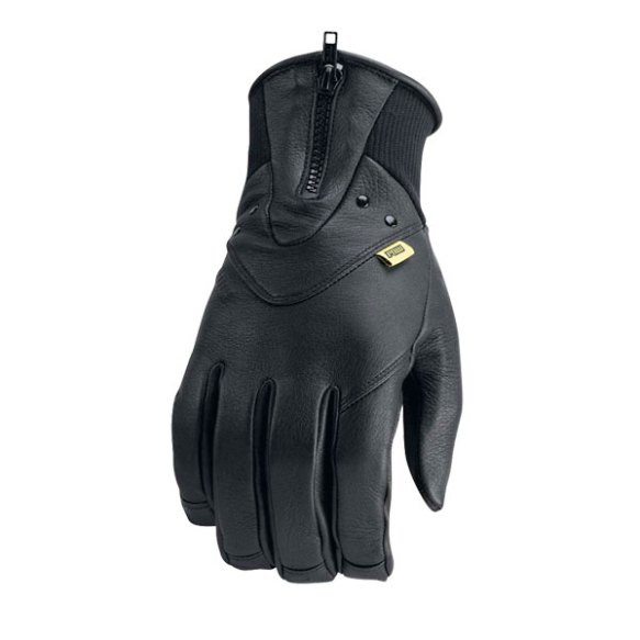 Pow Gloves Aurora Snowboard Ski Glove 2013 in Black