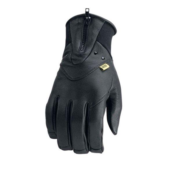 Pow Gloves Aurora Snowboard Ski Glove 2013 in Black