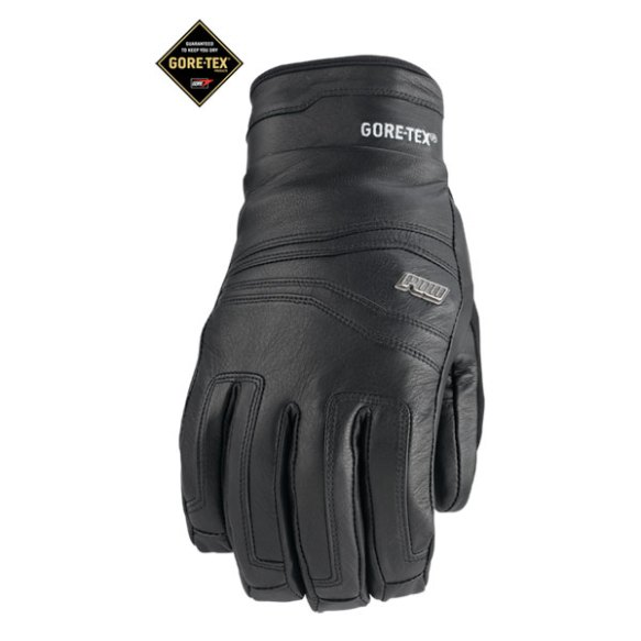 Pow Gloves Stealth GTX Snowboard Gloves 2013 in Black