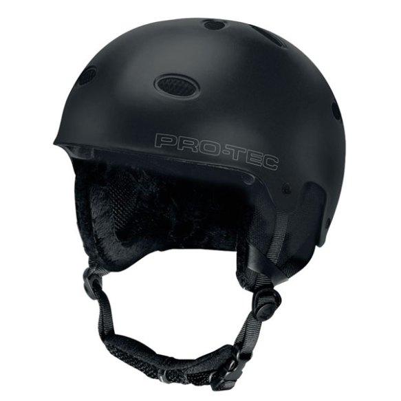 ProTec B2 Snowboard Helmet 2013 in Matte Black