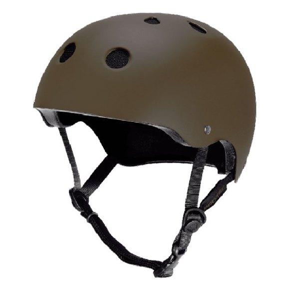 ProTec Classic Lite Snowboard Ski Bike Skate Helmet 2013 in Matte Dark Army