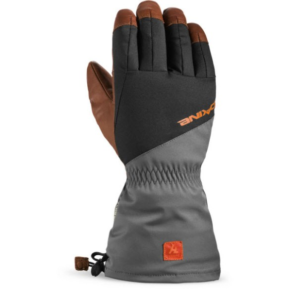 Dakine Rover Snowboard Ski Gloves 2015 in Charcoal Large