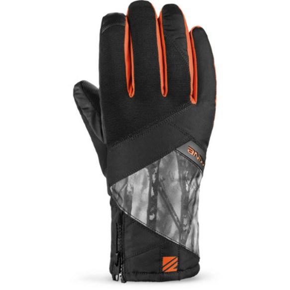 Dakine Mens Bronco Snowboard Ski Gloves Gore-Tex 2015 Smolder Large