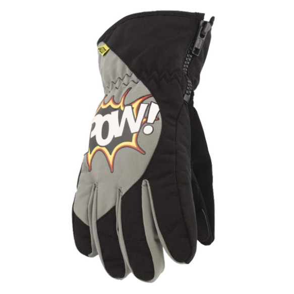Pow Gloves Grom Glove Black 2013 small