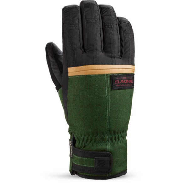 Dakine Vista Mens Snowboard Ski Gloves in Cypress 2015 Large