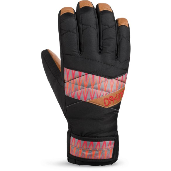 Dakine Womens Tahoe Short Snowboard Ski Gloves 2015 Zuni Medium