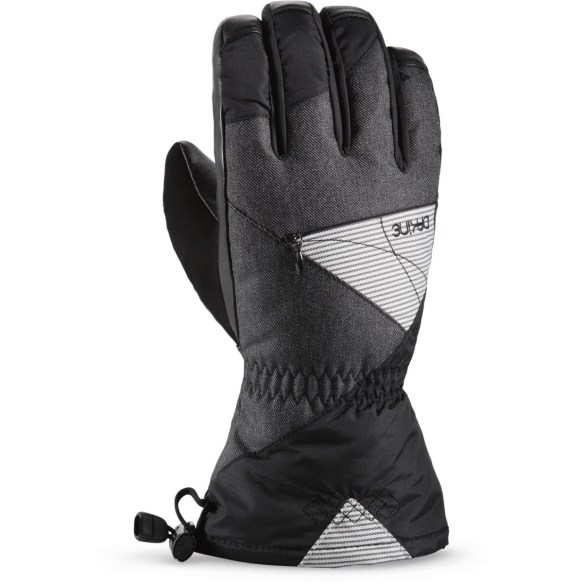 Dakine Womens Avalon Snowboard Ski Gloves 2015 Denim Medium
