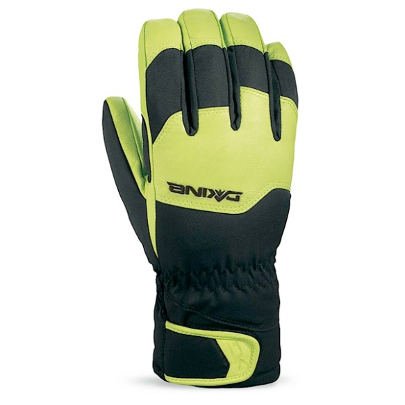 Dakine Excursion snowboard Ski Gloves 2012 in Citron