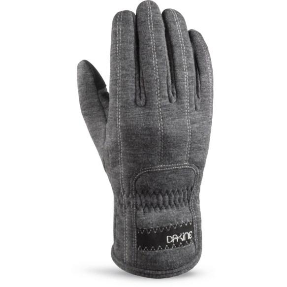 Dakine Womens Murano Winter Fleece gloves Gloves 2015 Medium Heather