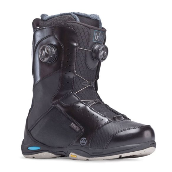 K2 UFO BOA Mens Snowboard Boot 2014 in Black
