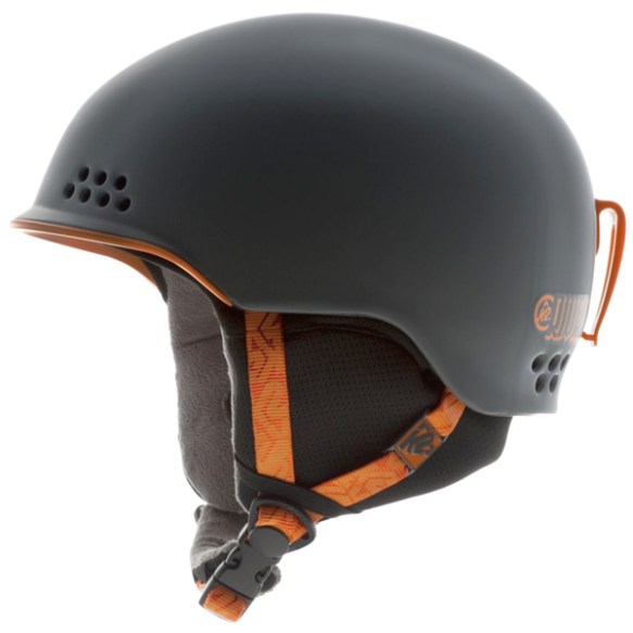 K2 Rival Ski Snowboard Helmet 2014; Small in Grey