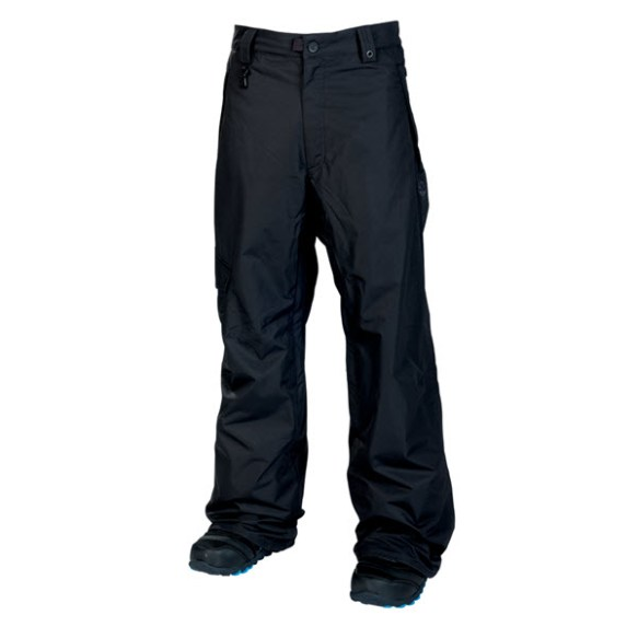 686 Mannual Standard Mens Snowboard Pants Black 2014