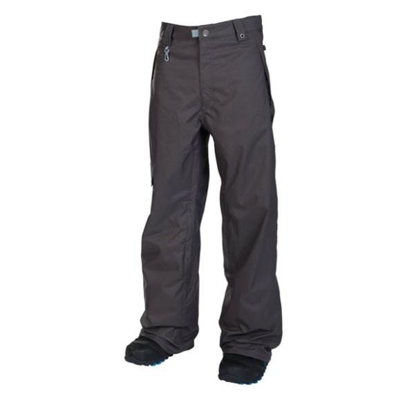 686 Mannual Standard Mens Snowboard Pants Gunmetal 2014
