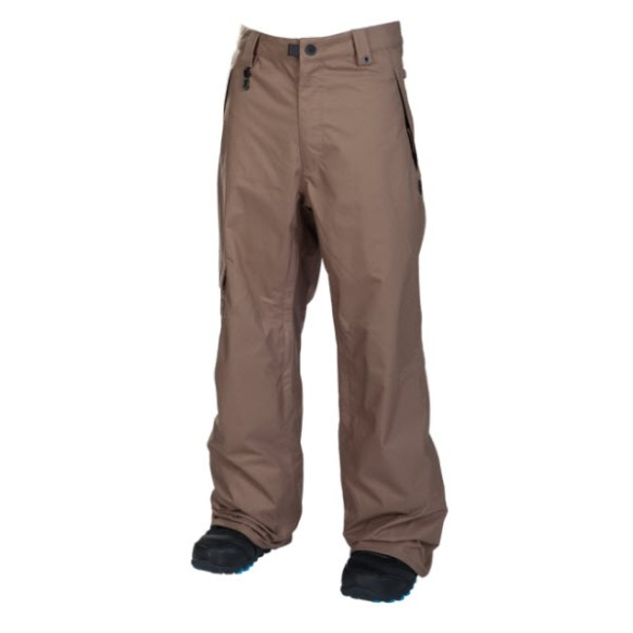 686 Mannual Standard Mens Snowboard Pants Tobacco 2014