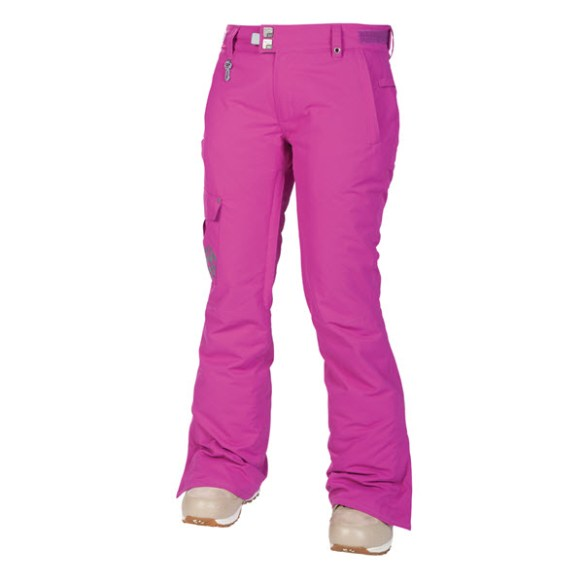 686 Womens Mannual Prism Insulated Snowboard Pants Light Orchid 2014