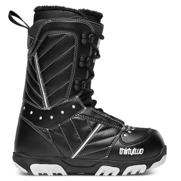 Thirtytwo 32 Womens Prion Snowboard Boots new Sample Black UK 4.5