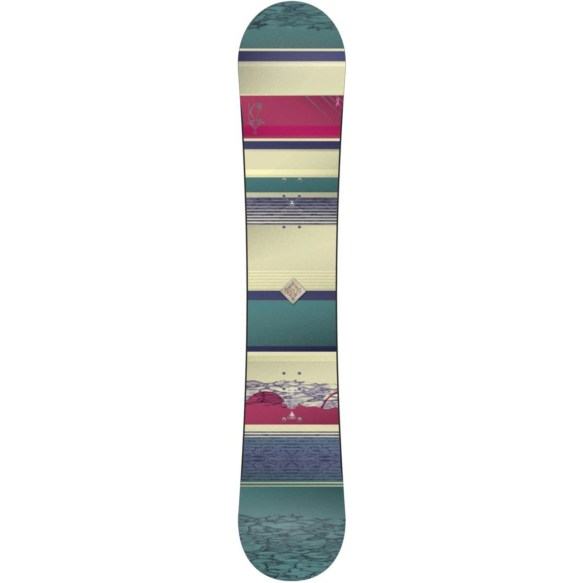 K2 First Lite Womens Snowboard 2015