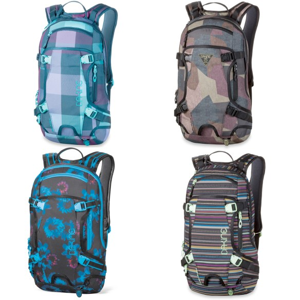 Dakine Womens Heli Pack 11L Snowboard Ski Backpack 2015