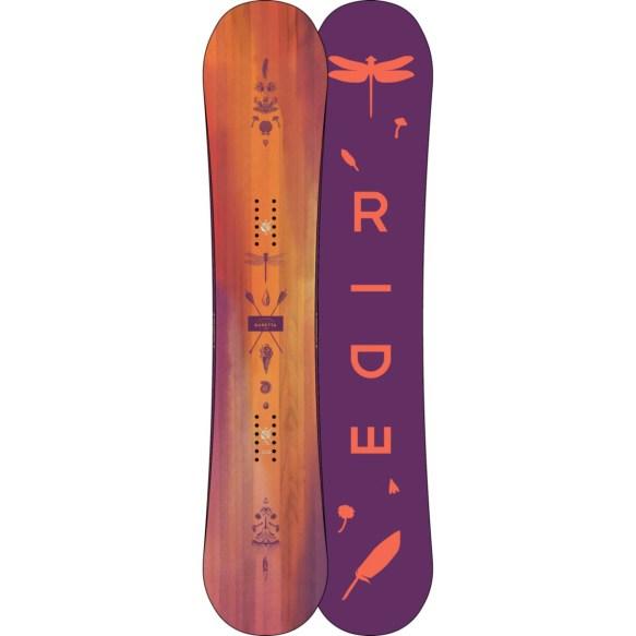 Ride Baretta Snowboard 2015