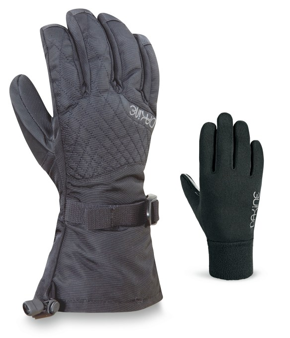 Dakine Womens Camino Glove 2013 in Black