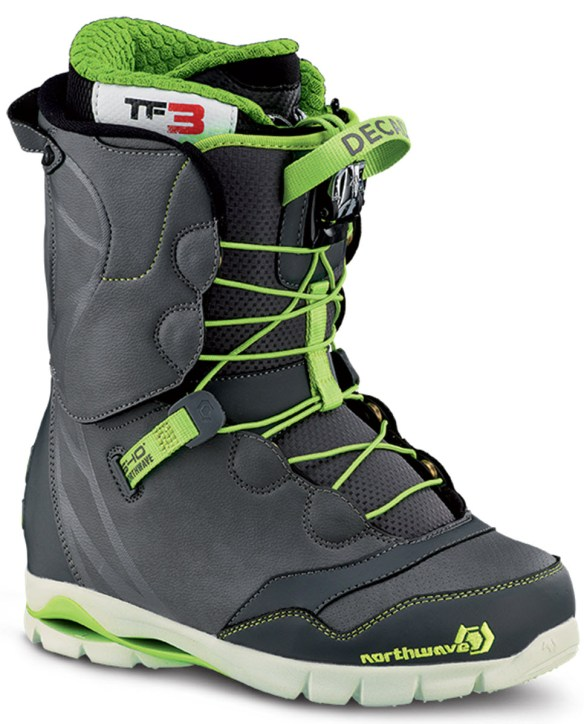 Northwave Decade SL Mens Snowboard Boot 2015